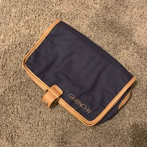 Vintage 70s GIVENCHY Toiletry Pouch Bag